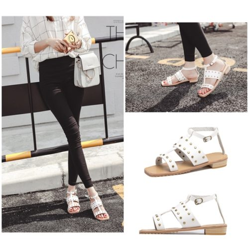 SH8005 IDR.208.000 MATERIAL PU WHITE SIZE 35,36,37,38,39