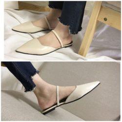 Rp 219.000 Pilih Ukuran · SHF806-beige Flat Shoes Fashion Import Wanita b90a454fbf