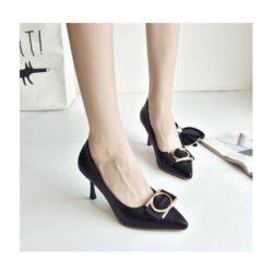 Rp 130.000 Pilih Ukuran · SHH108-black Sepatu Heels Wanita Elegan 7CM a1649271a6