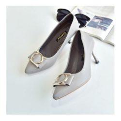 Rp 130.000 Pilih Ukuran · SHH108-gray Sepatu Heels Wanita Elegan 7CM c86e2ca534