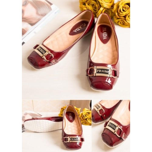 SHS71877 MATERIAL PU COLOR RED SIZE 35