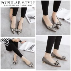 SHS8851  MATERIAL PU COLOR GRAY SIZE 36