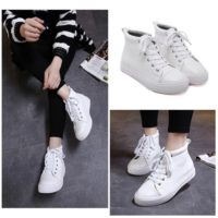 SHS8991 MATERIAL PU COLOR WHITE SIZE 35