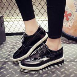 Rp 132.000 Pilih Ukuran · SHSA8-black Sepatu Fashion Modis Elegan Wanita  4.5CM 448b75b2aa