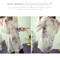 T40726 MATERIAL THIN HEMP SIZE L LENGTH79CM BUST96CM WEIGHT 200GR COLOR PINK