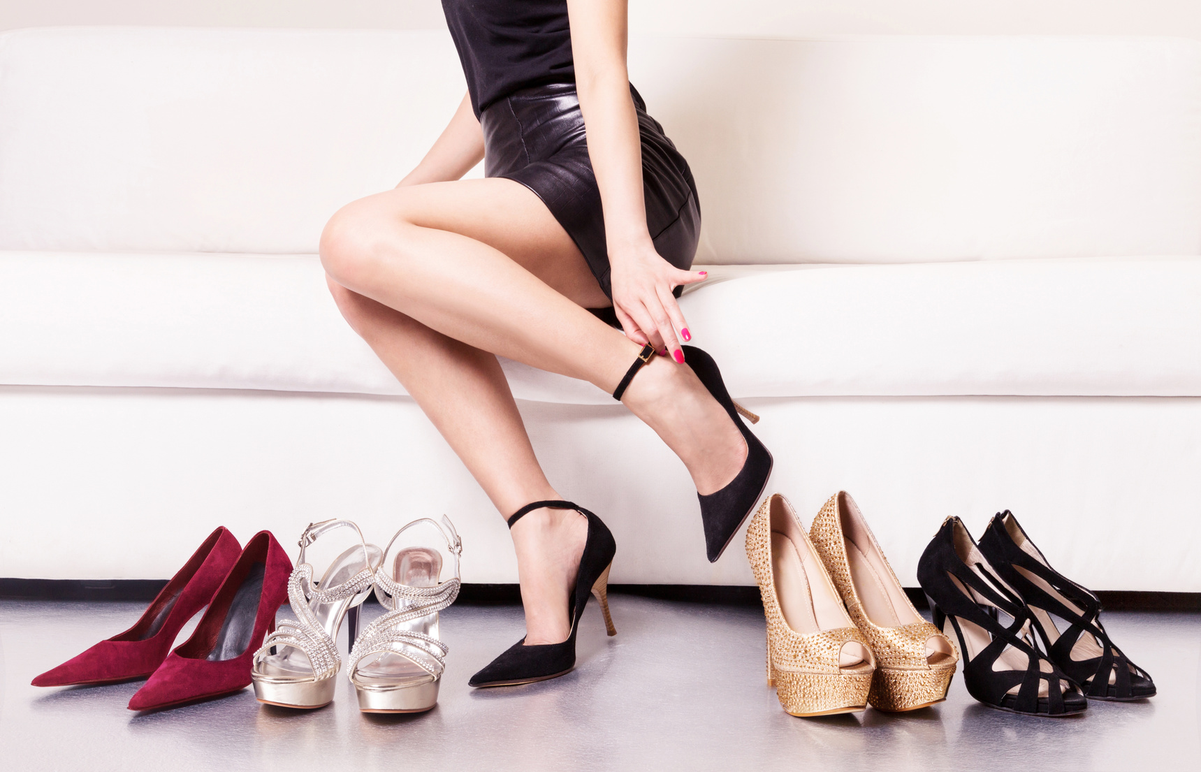 Image result for Tips merawat high heels agar tetap awet